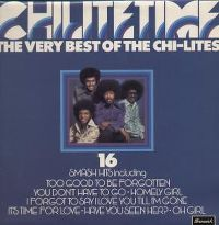 Cover The Chi-Lites - The Very Best Of The Chi-Lites [1976]